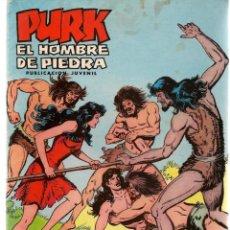Tebeos - PURK, EL HOMBRE DE PIEDRA. Nº 26. LA ESTRATAGEMA DE PURK. SELECCIÓN DE AVENTURAS VALENCIANA.(ST/C22) - 155776218