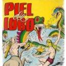 Tebeos: PIEL DE LOBO. Nº 5. MONSTRUOS DEL OCÉANO. COLOSOS DEL COMIC. VALENCIANA.(ST/C22). Lote 155776766