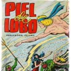 Tebeos - PIEL DE LOBO. Nº 11. EL REY DEL MAR. COLOSOS DEL COMIC. VALENCIANA.(ST/C22) - 155777038