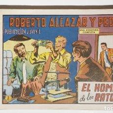Tebeos: ESPECTACULAR LOTE DE 26 TEBEOS-COMICS GOYO - ROBERTO ALCAZAR Y PEDRIN - VALENCIANA . Lote 155839466