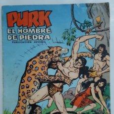 Giornalini: COMIC / PURK EL HOMBRE DE PIEDRA Nº 2 LA FURIA DE LOS TITANES / EDIVAL 1974. Lote 155869822