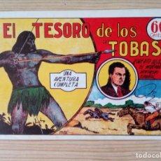Tebeos: ROBERTO ALCAZAR Y PEDRIN - EL TESORO DE LOS TOBAS. Lote 155869918
