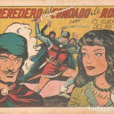 Tebeos: EL HEREDERO DEL CONDADO DE ROCA.EL GUERRERO DEL ANTIFAZ. Nº 138.A-COMIC-5047. Lote 155983678