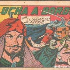 Tebeos: LUCHA A BORDO.EL GUERRERO DEL ANTIFAZ. Nº 143.A-COMIC-5052. Lote 155987698