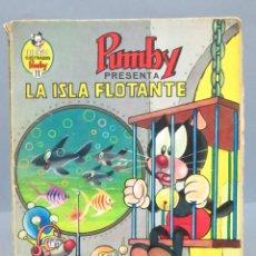 Tebeos: PUMBY PRESENTA LA ISLA FLOTANTE. Nº11. Lote 155994682