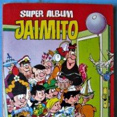 Tebeos: SUPER ALBUM JAIMITO Nº 4 - VALENCIANA. Lote 156448266