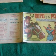 Tebeos: ROBERTO ALCAZAR EL RAYO DE LA PAMPA 86 ORIGINAL CJ 22. Lote 156525222