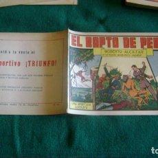 Tebeos: ROBERTO ALCAZAR 70 EL RAPTO DE PEDRIN ORIGINAL CJ 22. Lote 156525990