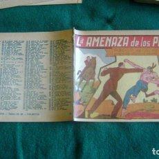 Tebeos: ROBERTO ALCAZAR 68 LA AMENAZA DE LOS PAPAGOS ORIGINAL CJ 22. Lote 156526066