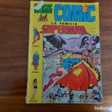 Tebeos: LA FAMILIA SUPERMAN NUMERO 3 A TODO COLOR. Lote 156542962