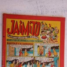 Tebeos: JAIMITO EXTRAORDINARIO DE NAVIDAD Nº 737 - 36 PÁGINAS - 1963 EDI. VALENCIANA. Lote 156564606
