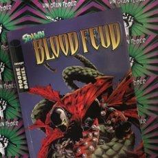 Tebeos: SPAWN. BLOOD FEUD (PLANETA CÓMIC) 1997. Lote 156649594
