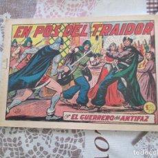 Tebeos: EL GUERRERO DEL ANTIFAZ Nº 202. Lote 156656302