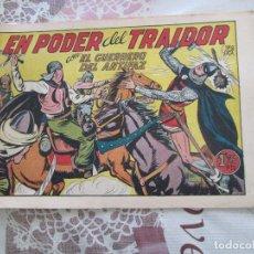 Tebeos: EL GUERRERO DEL ANTIFAZ Nº 210. Lote 156657038
