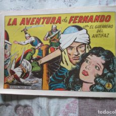 Tebeos: EL GUERRERO DEL ANTIFAZ Nº 530. Lote 156658626