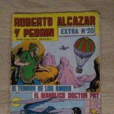 Tebeos: ROBERTO ALCAZAR Y PEDRIN * EXTRA Nº 20 ** VALENCIANA. Lote 156710886
