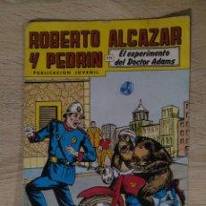 Tebeos: ROBERTO ALCAZAR Y PEDRIN Nº 232 * 2º EPOCA ** VALENCIANA. Lote 156711026