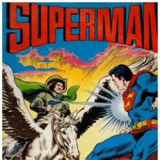 Tebeos: SUPERMAN -ÁLBUM GIGANTE-EDICIÓN LIMITADA PARA COLECCIONISTAS.VALENCIANA,1976.. Lote 156910986