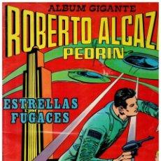 Tebeos: ROBERTO ALCÁZAR Y PEDRÍN -ÁLBUM GIGANTE- VALENCIANA,1975. MUY BUENO.. Lote 156911894
