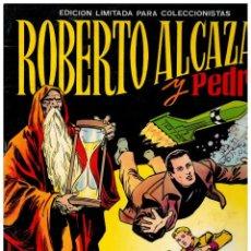 Tebeos: ROBERTO ALCÁZAR Y PEDRÍN -ÁLBUM GIGANTE-EDICIÓN LIMITADA COLECCIONISTAS. VALENCIANA,1975. . Lote 156912174