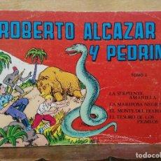 Tebeos: ROBERTO ALCÁZAR Y PEDRÍN - TOMO 2 - ED. VALENCIANA. Lote 156985582