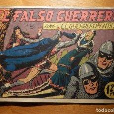 Tebeos: TEBEO - COMIC - EL GUERRERO DEL ANTIFAZ - Nº 81 - EL FALSO GUERRERO - VALENCIANA. Lote 157003478