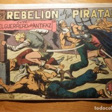 Tebeos: TEBEO - COMIC - EL GUERRERO DEL ANTIFAZ - Nº 87 - LA REBELIÓN DE LOS PIRATAS - VALENCIANA. Lote 157004330