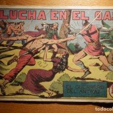 Tebeos: TEBEO - COMIC - EL GUERRERO DEL ANTIFAZ - Nº 91 - LUCHA EN EL OASIS - VALENCIANA. Lote 157648662