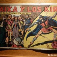 Tebeos: TEBEO - COMIC - EL GUERRERO DEL ANTIFAZ - Nº 88 - AIXA Y LOS KIR - VALENCIANA. Lote 157650658