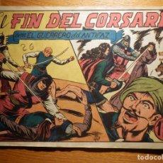 Tebeos: TEBEO - COMIC - EL GUERRERO DEL ANTIFAZ - Nº 94 - EL FIN DEL CORSARIO - VALENCIANA. Lote 157650694