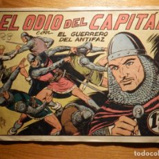 Tebeos: TEBEO - COMIC - EL GUERRERO DEL ANTIFAZ - Nº 96 - EL ODIO DEL CAPITAN - VALENCIANA. Lote 157650750