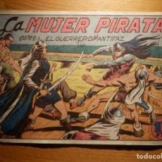 Tebeos: TEBEO - COMIC - EL GUERRERO DEL ANTIFAZ - Nº 82 - LA MUJER PIRATA - VALENCIANA. Lote 157650790