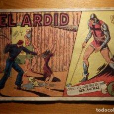 Tebeos: TEBEO - COMIC - EL GUERRERO DEL ANTIFAZ - Nº 50 - EL ARDID - VALENCIANA. Lote 157650806
