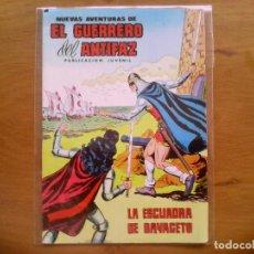 Livros de Banda Desenhada: NUEVAS AVENTURAS DEL GUERRERO DEL ANTIFAZ. Nº 37. Lote 157702886