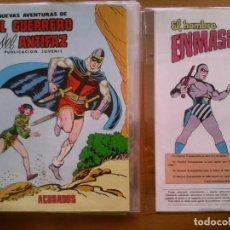 Livros de Banda Desenhada: NUEVAS AVENTURAS DEL GUERRERO DEL ANTIFAZ. Nº 84. Lote 157705890