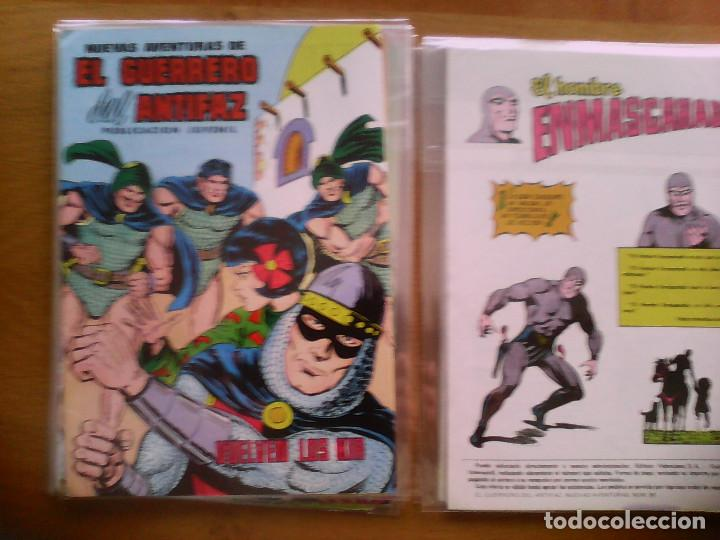 NUEVAS AVENTURAS DEL GUERRERO DEL ANTIFAZ. Nº 93 (Tebeos y Comics - Valenciana - Guerrero del Antifaz)