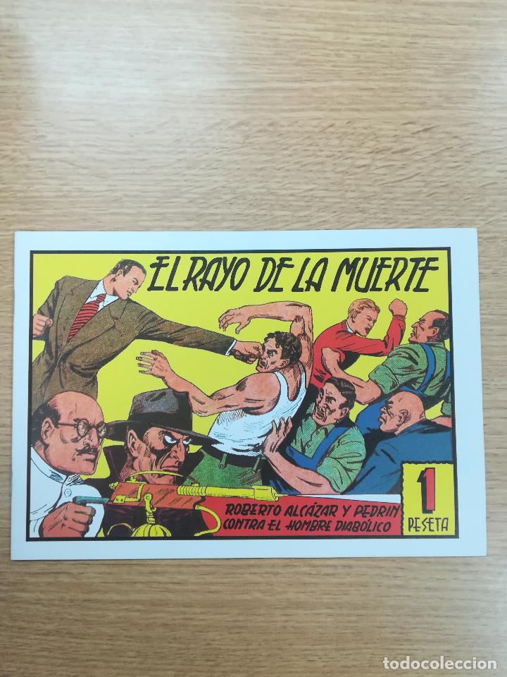 ROBERTO ALCAZAR (FACSIMIL) #95 (Tebeos y Comics - Valenciana - Roberto Alcázar y Pedrín)