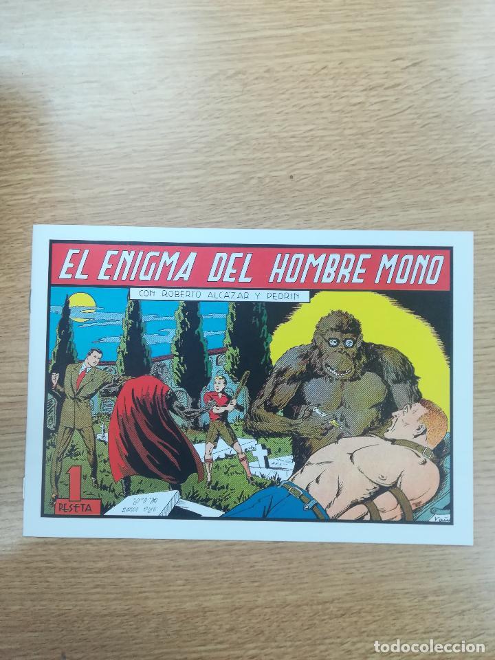 ROBERTO ALCAZAR (FACSIMIL) #121 (Tebeos y Comics - Valenciana - Roberto Alcázar y Pedrín)