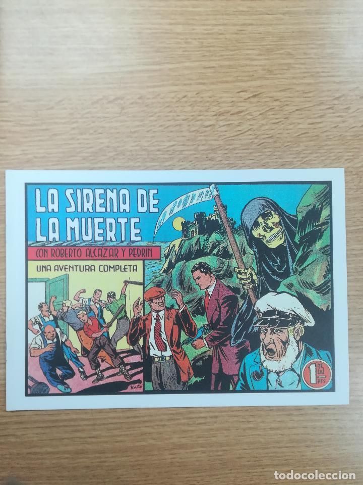 ROBERTO ALCAZAR (FACSIMIL) #215 (Tebeos y Comics - Valenciana - Roberto Alcázar y Pedrín)