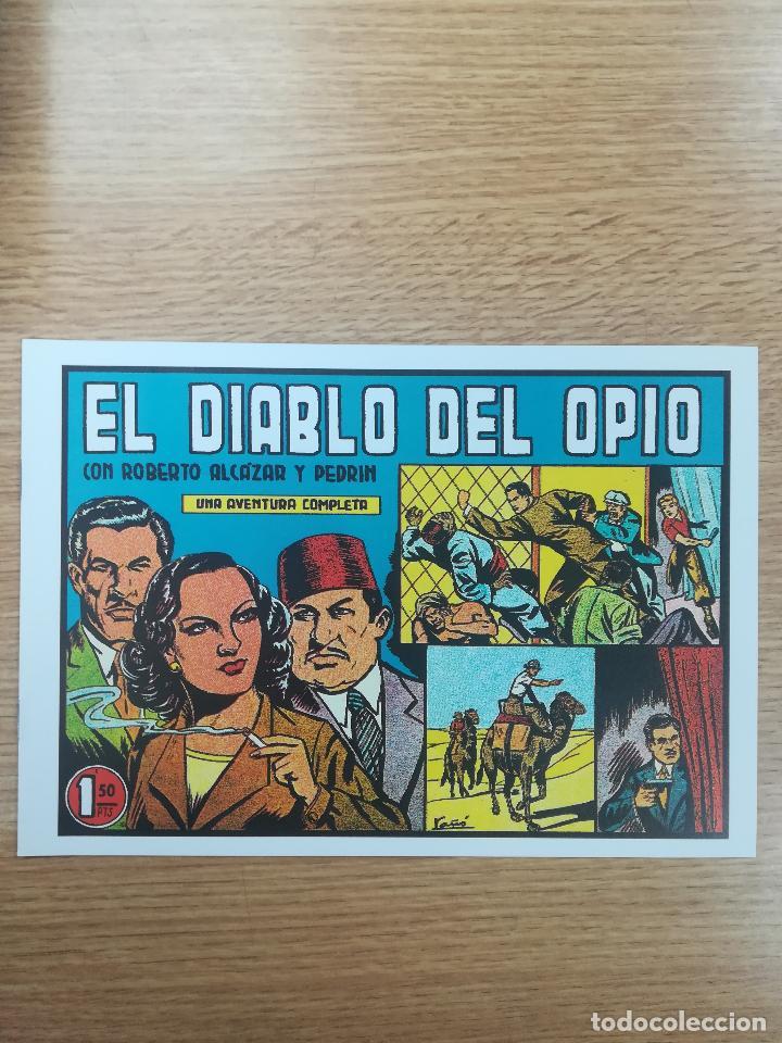 ROBERTO ALCAZAR (FACSIMIL) #231 (Tebeos y Comics - Valenciana - Roberto Alcázar y Pedrín)