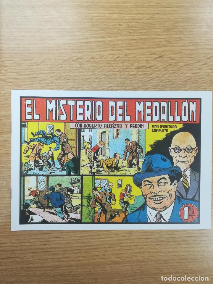 ROBERTO ALCAZAR (FACSIMIL) #235 (Tebeos y Comics - Valenciana - Roberto Alcázar y Pedrín)