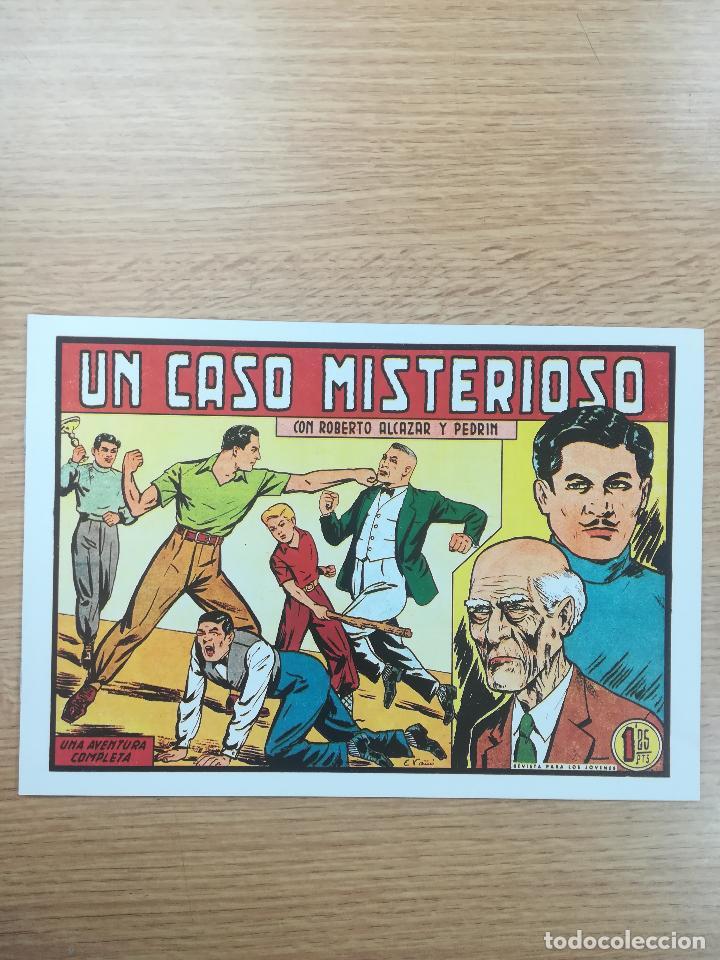 ROBERTO ALCAZAR (FACSIMIL) #344 (Tebeos y Comics - Valenciana - Roberto Alcázar y Pedrín)