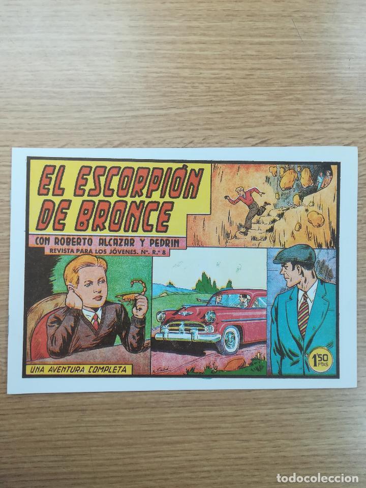ROBERTO ALCAZAR (FACSIMIL) #364 (Tebeos y Comics - Valenciana - Roberto Alcázar y Pedrín)