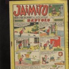 Tebeos: JAIMITO NUMERO 664, DE 1962. Lote 157837902
