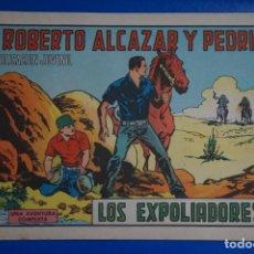 Tebeos: COMIC DE ROBERTO ALCAZAR Y PEDRIN AÑO 1971 Nº 1002 EDITORIAL VAL.SA. LOTE 7. Lote 158146714