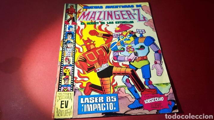 BASTANTE NUEVO NUEVAS AVENTURAS DE MAZINGER Z 16 SELECCION EV AVENTURA (Tebeos y Comics - Valenciana - Selección Aventurera)
