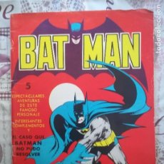 Tebeos: BATMAN ALBUM GIGANTE. Lote 158556130