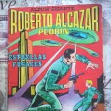 Tebeos: ROBERTO ALCAZAR Y PEDRIN ALBUM GIGANTE . Lote 158565026