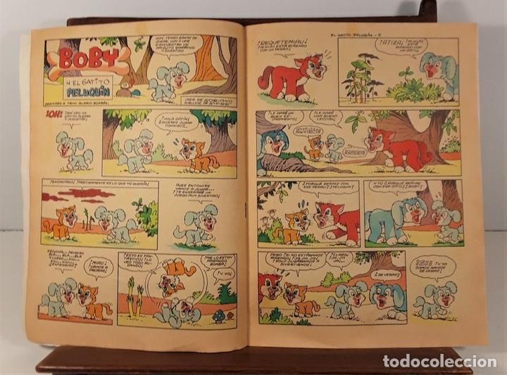Tebeos: PUBLICACIÓN INFANTIL PUMBY. 8 EJEMPLARES. EDIT. VALENCIANA. VALENCIA. 1958/1970. - Foto 5 - 158629654