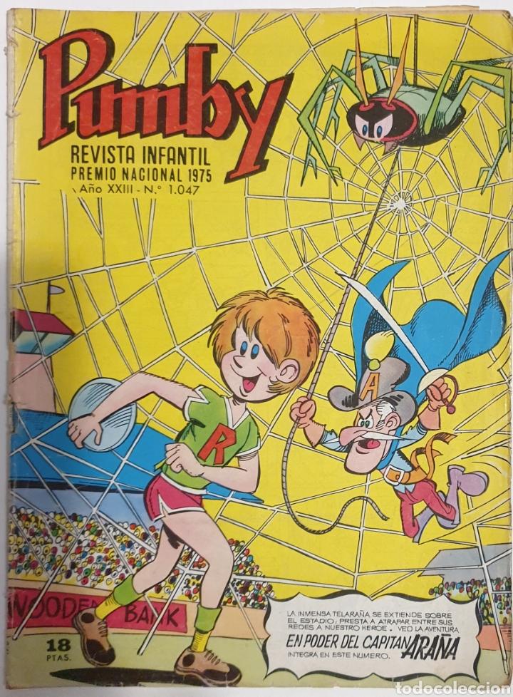 LOTE 4 CÓMICS PUMBY (Tebeos y Comics - Valenciana - Pumby)